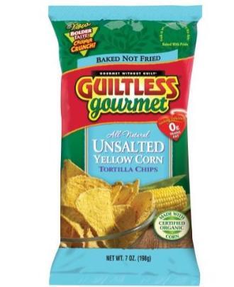 guiltless gourmet chips