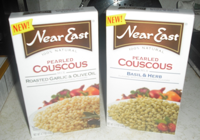 near east pearled couscous boxes