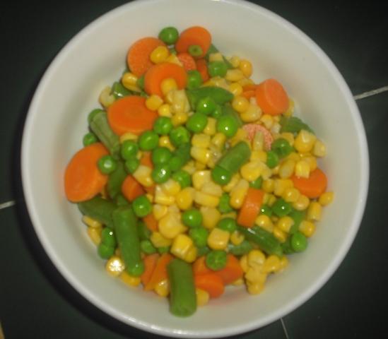 birds eye steamfresh mixed vegetables bowl