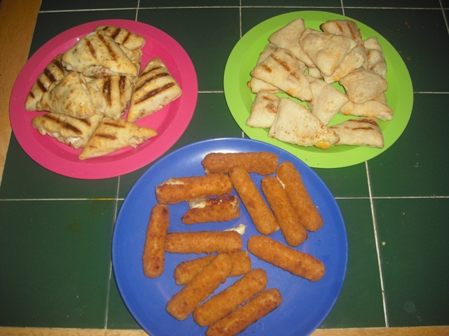 farm rich appetizers cooked