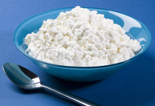 Bowl Cottage Cheese