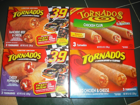 Review Tornados Frozen Snack Food And Bogo Coupon From Vals Kitchen
