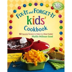 Fix-It And Forget-ItKids Cookbook Cover