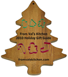From Vals Kitchen 2010 Holiday Gift Guide Banner
