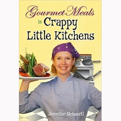 Gourmet Meals In Crappy Little Kitchens Cover Button