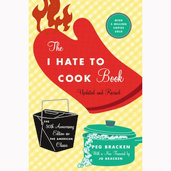 I Hate To Cook Cookbook Cover
