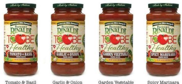 Francesco Rinaldi To Be Healthy Sauce Jars