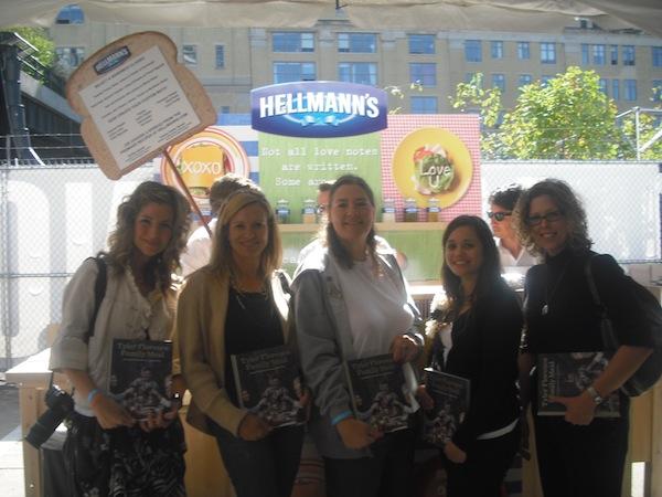 Hellmanns Blogger Group