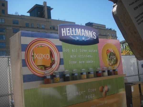 Hellmanns Sign