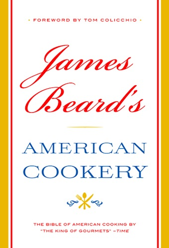 James Beards American Cookery Cover