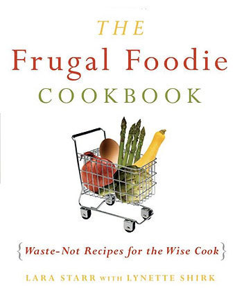 The Frugal Foodie Cover
