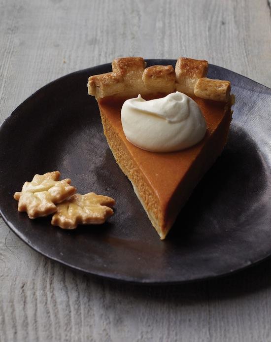 Bon Appetit Desserts Pumpkin Pie