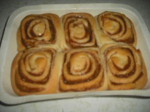 Entenmanns Cinnamon Rolls Tray