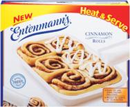 Entenmanns Heat & Serve Cinnamon Rolls