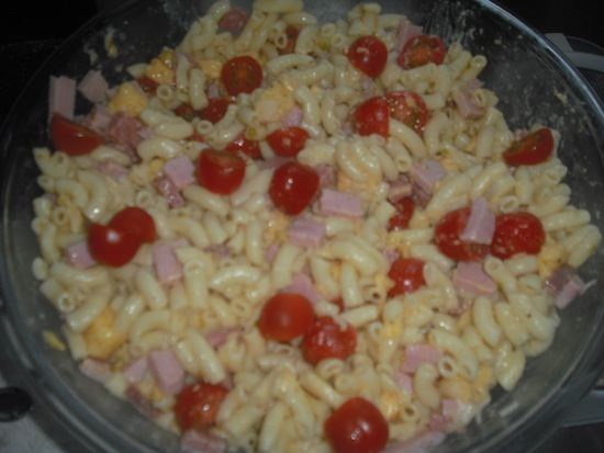 valmgs Pasta Salad