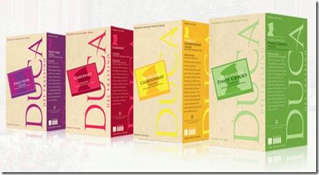 Duca Del Frassino Wine Boxes