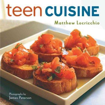 Teen Cuisine Cover