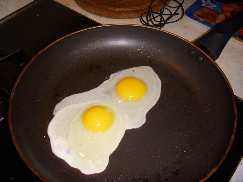 Valmg's Jersey Devil Sandwich Eggs
