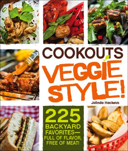 Cookouts Veggie Style Cover