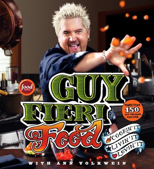 Review Guy Fieri Food Cookin It Livin It Lovin It