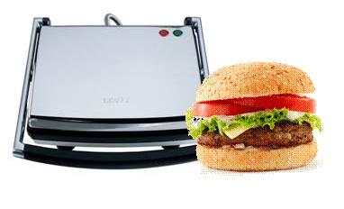 Krups Indoor Grill Burger