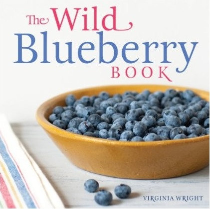 The Wild Blueberry Book Cover