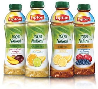 Lipton 100% Natural Iced Tea