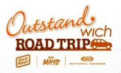 Outstandwich Road Trip Logo