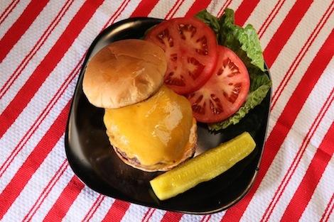 Finlandia Gloucester Burger