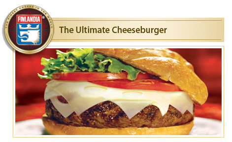 Finlandia Ultimate Cheeseburger