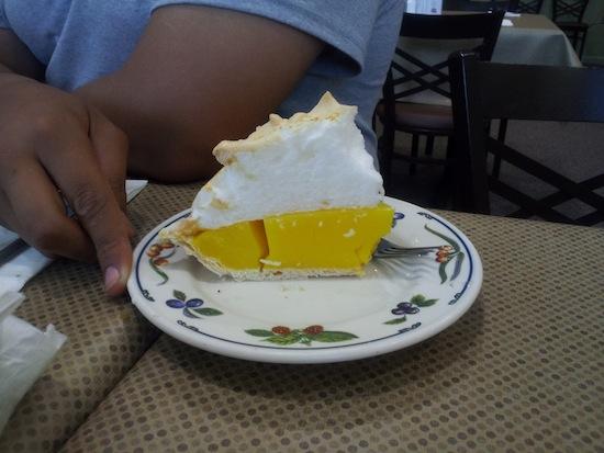 Wordless Wednesday Binghams Lemon Meringue