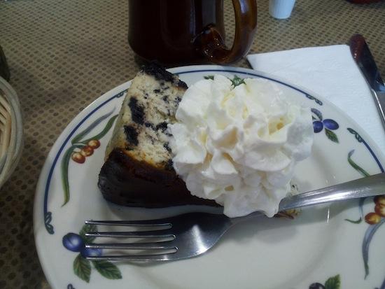 Wordless Wednesday Binghams Oreo Cheesecake