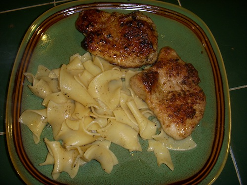 valmg's Pork Chops Marsala recipe