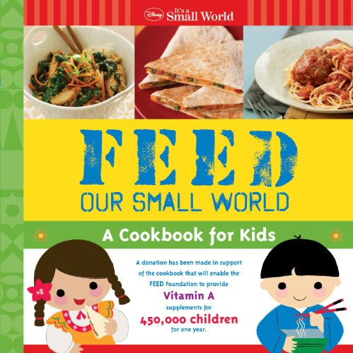 Disney Feed Our Small World Cover