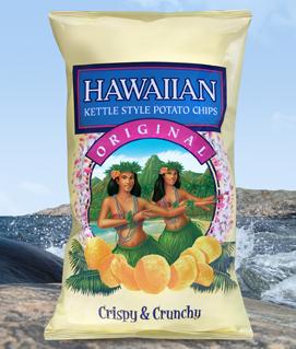 Hawaiian Kettle Original Chips