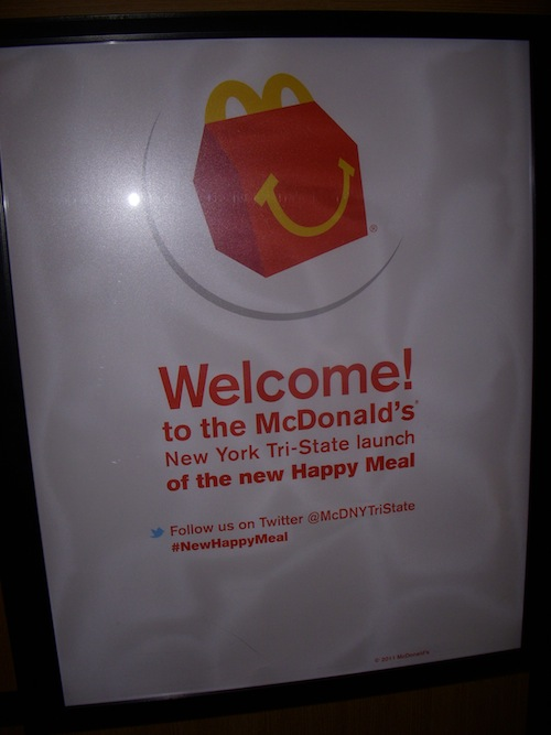 Mcdonalds New Happy Meal