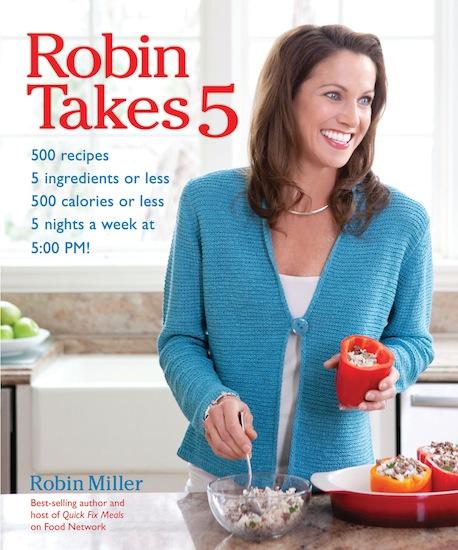 Robin Takes 5 review