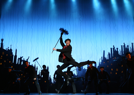 Mary Poppins Broadway review