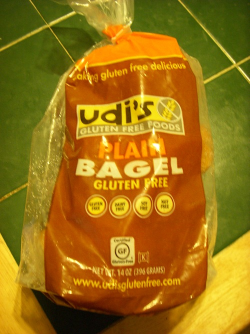 Udis Gluten-Free Muffins and Bagels Review