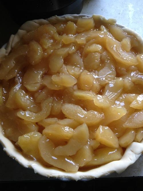 Lucky Leaf Apple Tart Recipe