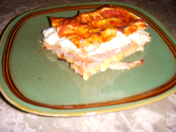 Valmgs Cold Cut Lasagna Recipe
