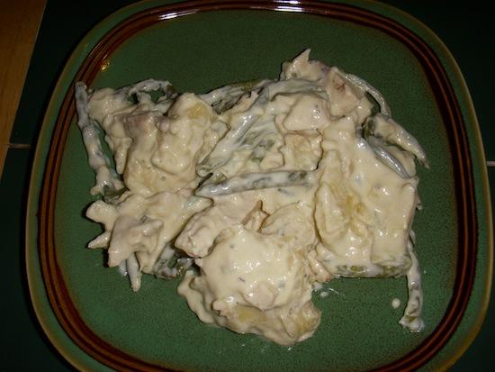 cracked lasagna and chicken crockpot casserole recipe