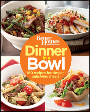 Dinner In A Bowl cookbook