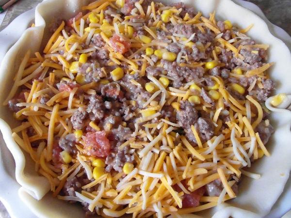 valmgs Mexican Salsa Meat Pie recipe