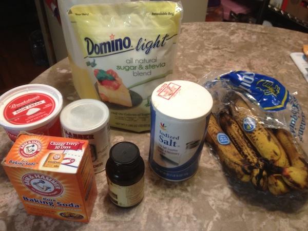 valmgs Domino Light banana bread