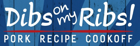 Dibs On My Ribs Cookoff Banner