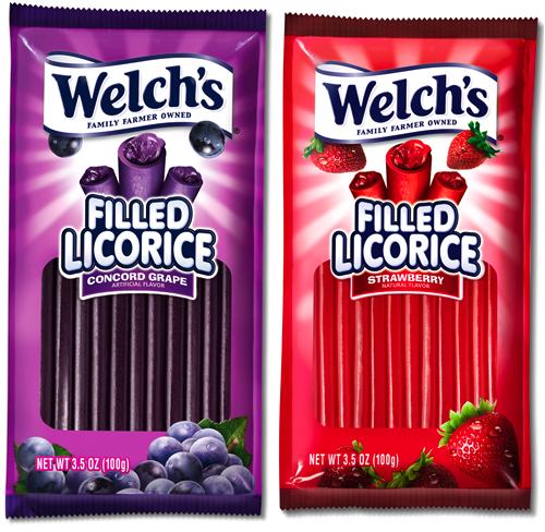 Welchs Filled Licorice