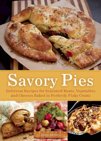 Savory Pies Cookbook