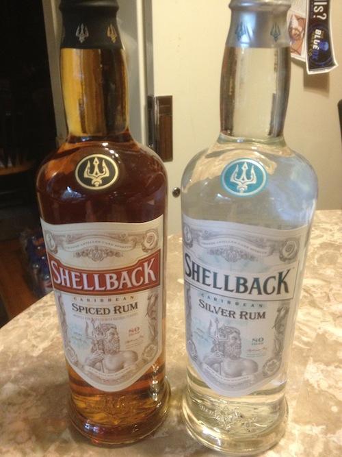 Shellback Rum
