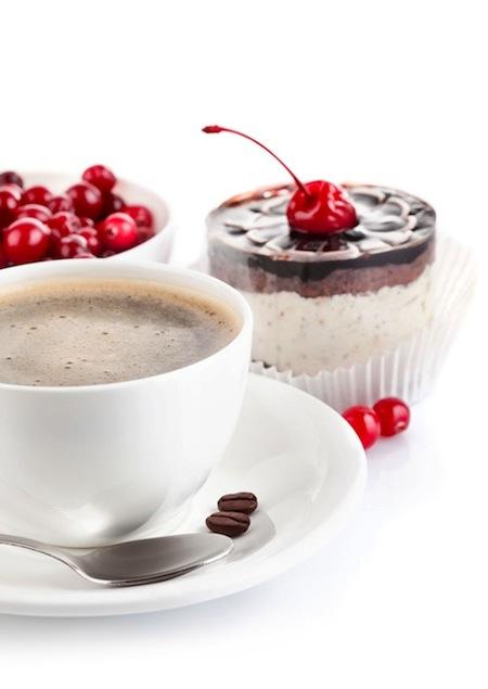 Eight O'Clock Chocolate Cherry Coffee Recipe